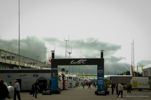 Fahrerlager WEC 2015 Nürburgring