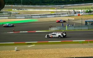 Qualifying WEC 2015 Nürburgring Porsche 919 Hybrid
