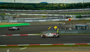 Qualifying WEC 2015 Nürburgring