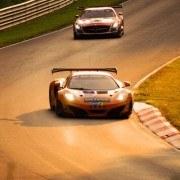 Doerr Motorsport McLaren MP4-12C GT3