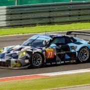Porsche 911 RSR #77 Dempsey Proton Racing Team Nürbrugring 2015 Vorschau