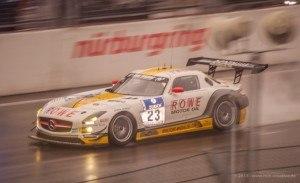 """Mercedes-Benz SLS AMG """"Rowe Racing"""""""