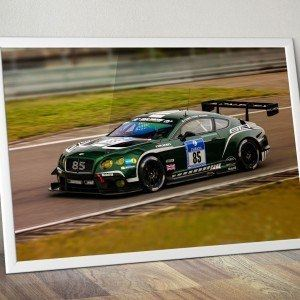 2015008 Bentley Continental GT3 green Beispiel