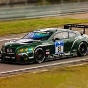 2015008 Bentley Continental GT3 green Master