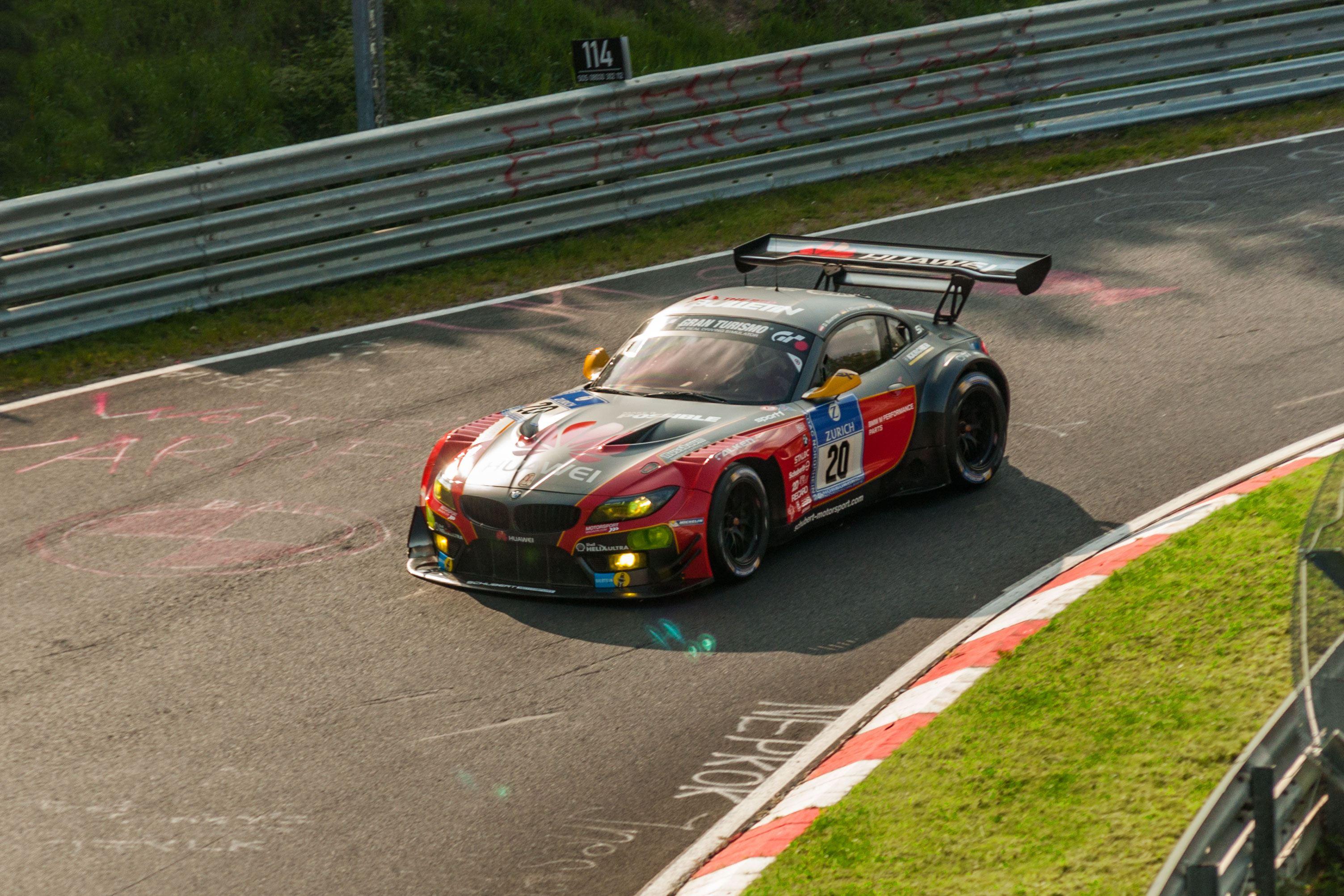 2015011 Schubert Z4GT3 Top30 Qualifying am Nürburgring/Wehrseifen Vorschau