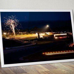 2015013 Dunlop Kehre Nürburgring bei Nacht Muster