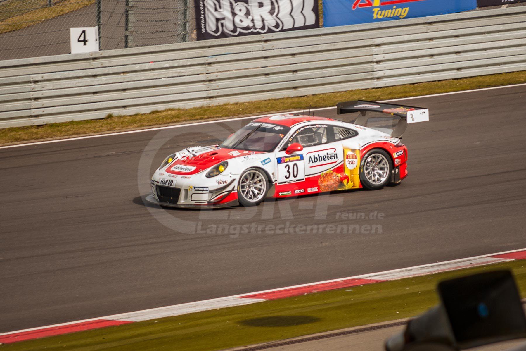 """Porsche 991 GT3R - MSC Adenau e.V. """"Frikadelli Racing"""""""
