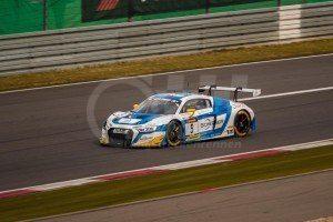 Phoenix Racing Audi R8 LMS - VLN Lauf 1 62. ADAC Westfalenfahrt