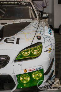 """BMW M6 GT 3 """"Schubert Motorsport"""", ADAC Zurich 24h Rennen Nürburgring"""
