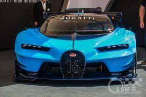 Bugatti Chiron, ADAC Zurich 24h Rennen Nürburgring