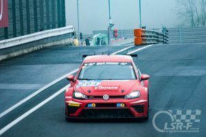 Racing One VW Golf 7 GTI TCR, ADAC Zurich 24h Rennen 2016