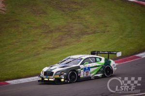 Bentley Continental GT3 C. Abt Racing, ADAC Zurich 24h Rennen 2016