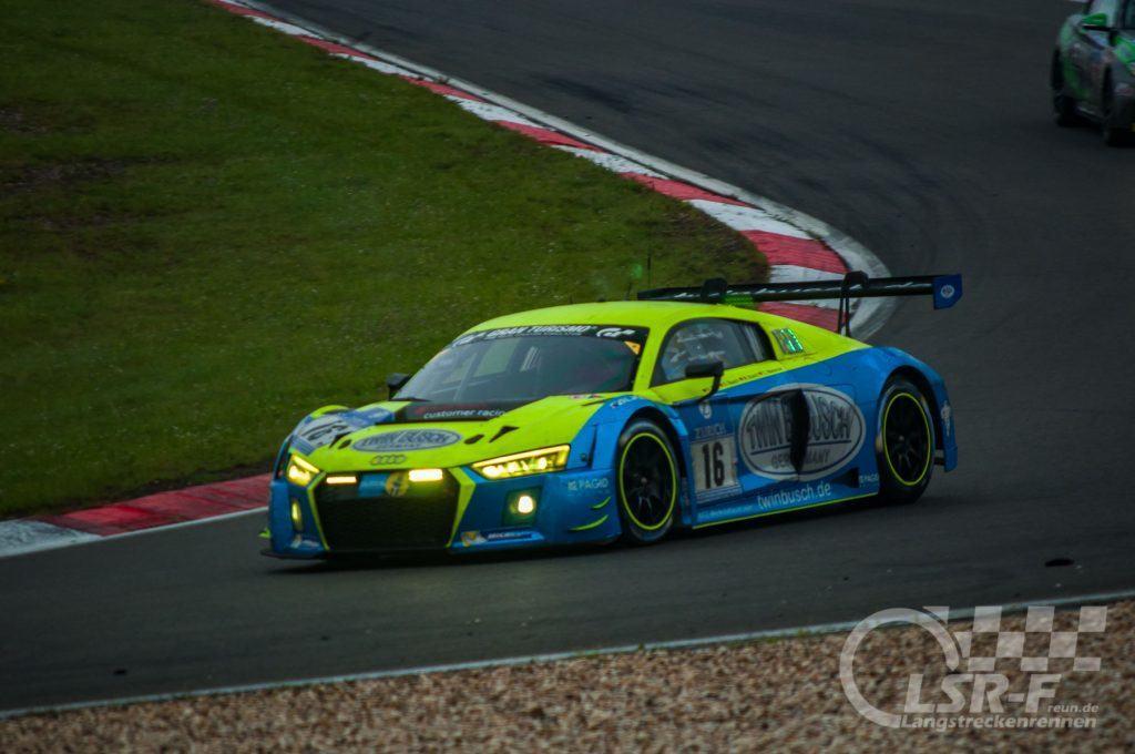 Audi R8 LMS - Twin Busch - 24h Rennen Nürburgring