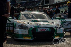 Lad Motorsport  @ Adac GT Masters am Hockenheimring