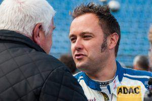Sven Barth  @ Adac GT Masters am Hockenheimring