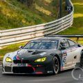 BMW Motorsport Junior Team BMw M6 GT3 41. DMV Münsterlandpokal VLN 10