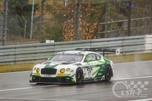 Bentley Team C. Abt Bentley Continental GT3 41. DMV Münsterlandpokal VLN 10