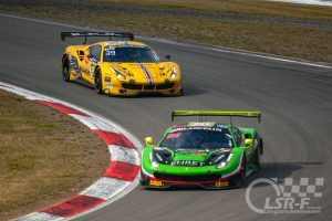 Rinaldi Racing Blancpain GT Series Nürburgring 2016