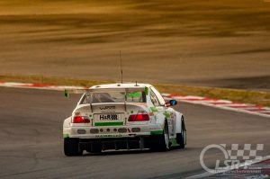Manheller Racing BMW e46 41. DMV Münsterlandpokal VLN 10
