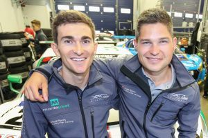 Connor de Phillippi und Christopher Mies - Land Motorsport