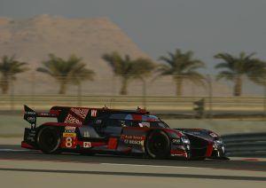 Audi R18 etron Pole Position WEC Bahrain 2016