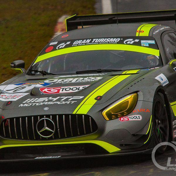 Mercedes AMG GT3 HTP-Motorsport
