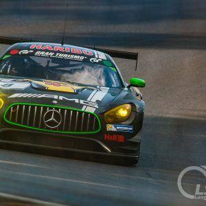 Poster Haribo Racing Mercedes AMG GT3 Haribo Racing