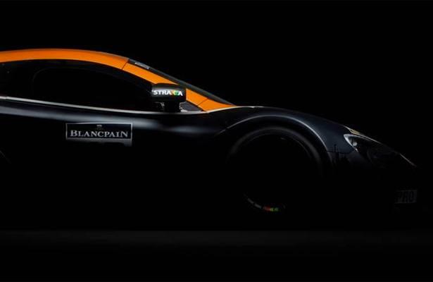 Strakka Wechsel von WEC zur Blancpain GT Series