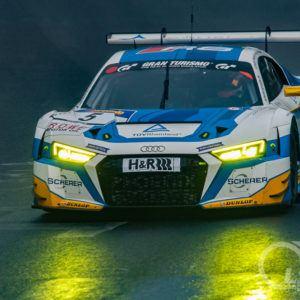 Audi R8 LMS Phoenix Racing VLN 10