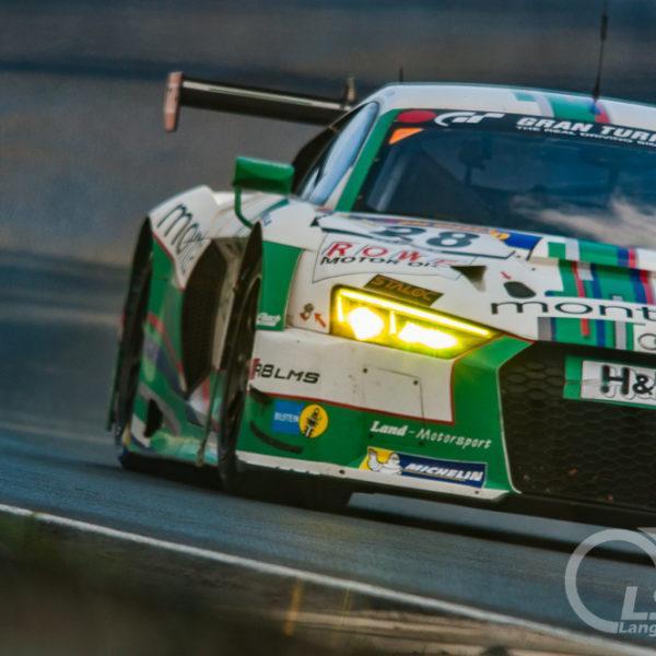 Audi R8 LMS Land Motorsport VLN 10