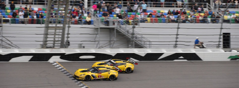 Corvette Racing on 24h Daytona