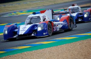BR Engineering und Dallara LMP1 Projekt