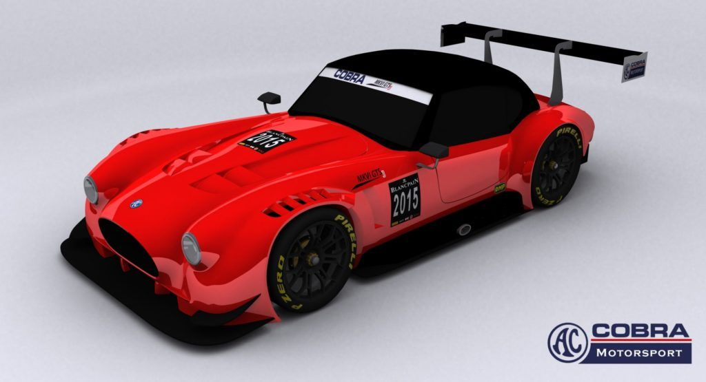 AC Automotive Cobra GT4