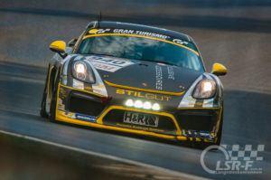 Stilgut Prosche Cayman GT4 by GetSpeed Performance - VLN Lauf 10 Münsterlandpokal