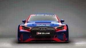 Møller Bil Motorsport - Audi RS3 LMS