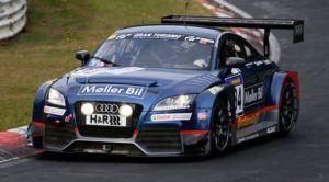 Møller Bil Motorsport - Audi TT RS
