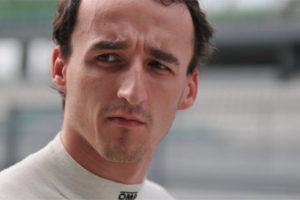 Robert Kubica 24h Dubai 2017