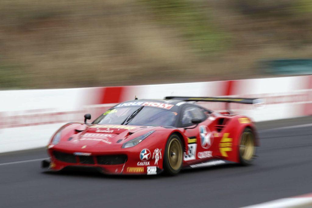 Maranello Motorsport Pole Position