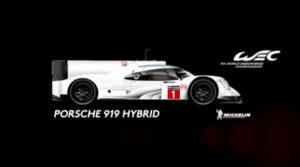 Porsche 919 Hybrid #01