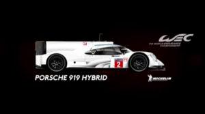 Porsche 919 Hybrid #02