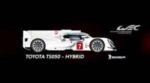 Toyota TS050 Hybrid #07