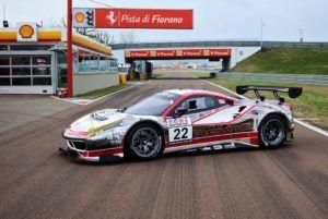 Wochenspiegel Ferrari 488 GT3 2017