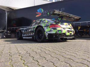 PP Group BMW Z4 GT3