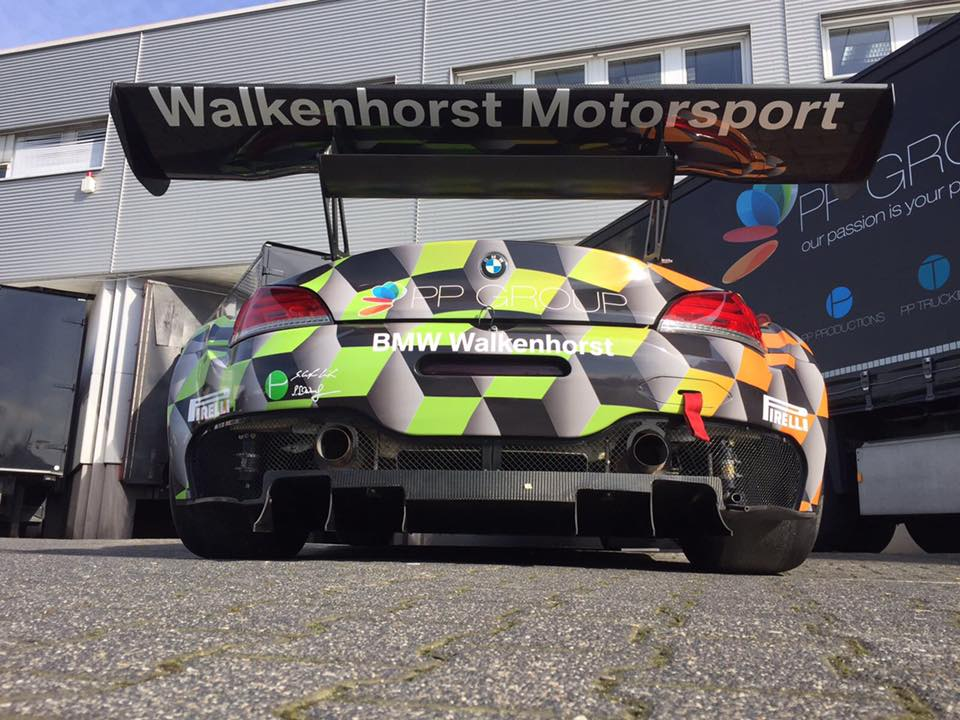 PP Group BMW Z4 GT3