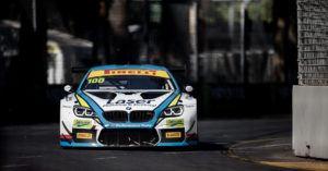 BMW M6 GT3 @ Clipsal 500 Australien 2017 by Nick Burdon