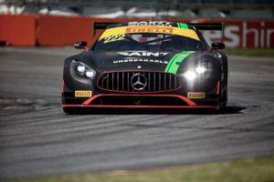 Mercedes AMG GT3 @ Clipsal 500 Australien 2017 by Nick Burdon