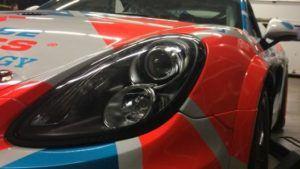 Porsche Cayman GT4 - Four Motors