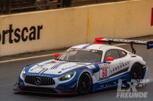 Test- & Einstellfahrten VLN 2017 - Landgraf Motorsport Mercedes AMG GT3