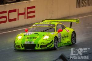 Test- & Einstellfahrten VLN 2017 - Manthey Racing Porsche 911 GT3 RSR