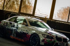 Kuepperracing BMW 330i E92 Manga